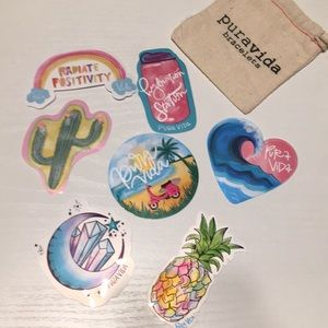 Pura Vida Stickers!